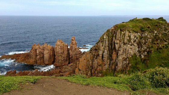 Cape Woolamai for Weekend Escapes article